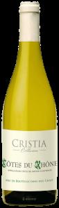 Domaine de Cristia Côtes du Rhône Blanc 2018