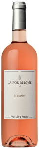 Domaine la Fourmone Le Burlet Rosé U.V.