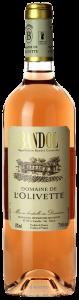 Domaine de l'Olivette Bandol Rosé 2019