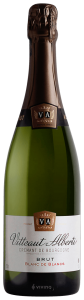 Vitteaut-Alberti Crémant de Bourgogne Blanc de Blancs Brut U.V.