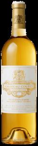 Château Coutet Sauternes Barsac (Premier Grand Cru Classé) 1998