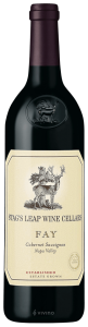 Stag's Leap Wine Cellars FAY Cabernet Sauvignon 2013