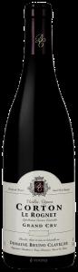 Domaine Bruno Clavelier Vieilles Vignes Corton Le Rognet Grand Cru 2014