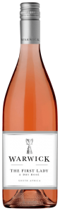 Warwick The First Lady A Dry Rosé 2019