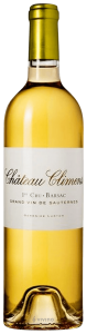 Château Climens Barsac (Premier Grand Cru Classé) 2013