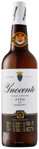 Valdespino Single Vineyard Inocente Fino Dry U.V.
